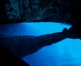 croatia blue cave
