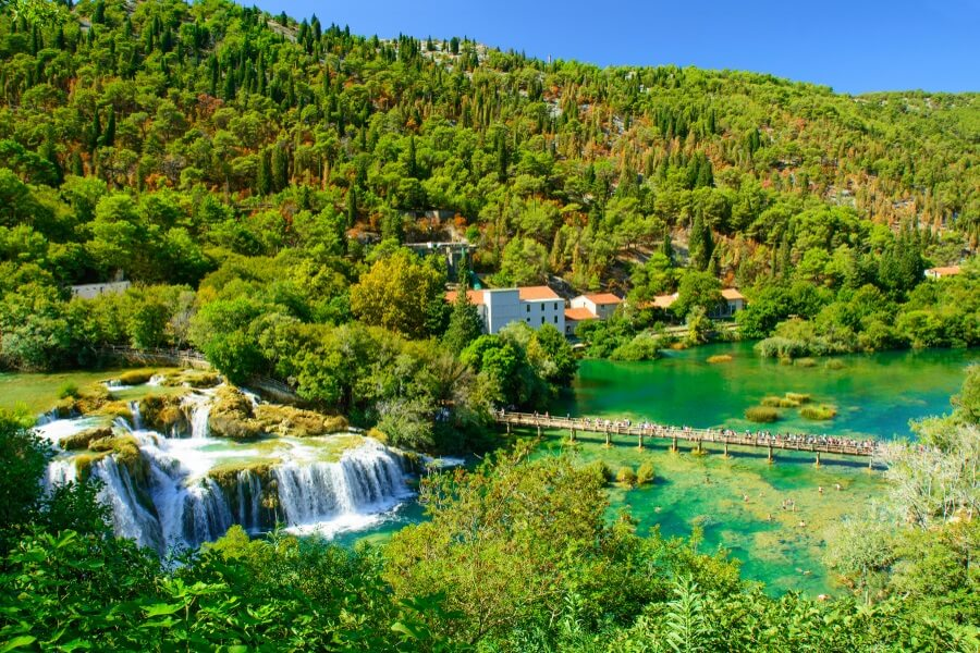 tour krka national park